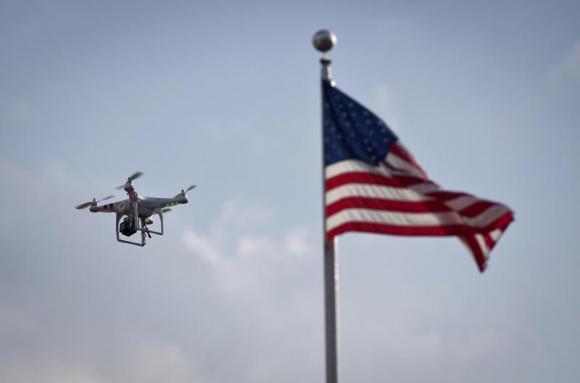 FAA начинает масштабные тестирования дронов