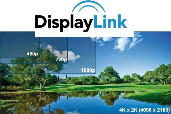 DisplayLink DL-5500