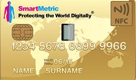 Нанокомпьютер, встроенный в карту SmartMetric Biometric Bitcoin Card, включает процессор ARM9