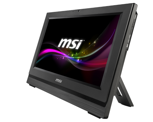 Моноблочный ПК MSI AP190 ориентирован на бизнес-сегмент