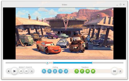 Интерфейс Freemake Video Converter