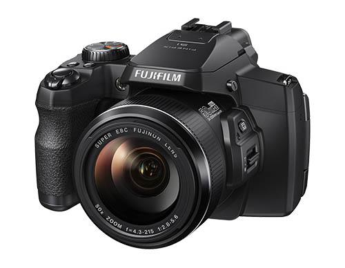 Камера Fujifilm FinePix S9400W оснащена адаптером Wi-Fi
