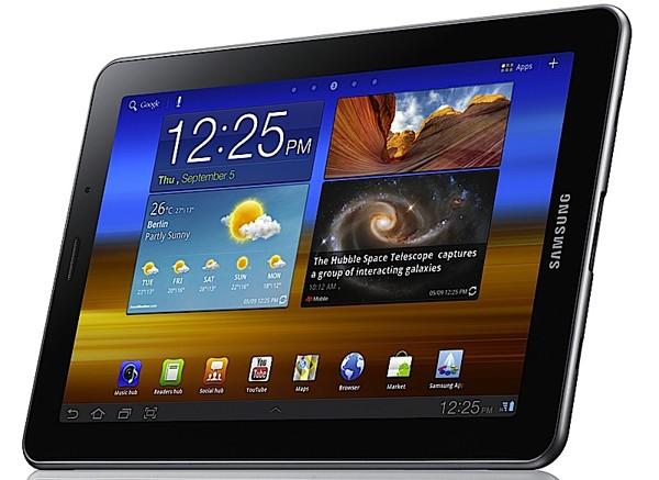 Samsung AMOLED планшеты