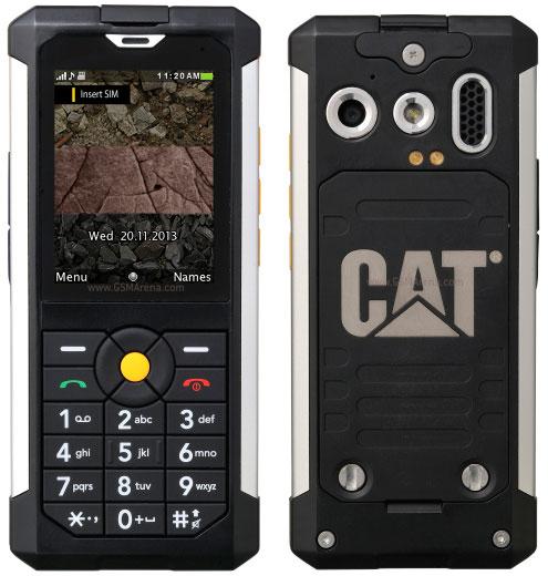 В Европе продажи Cat B100 уже начинаются по цене около 150 евро