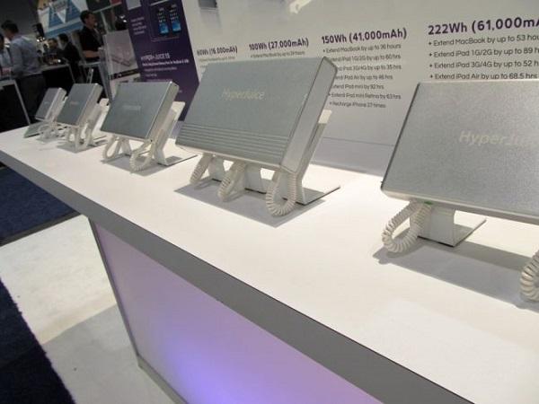 Компания HyperJuice представила линейку внешних аккумуляторов для мобильной техники