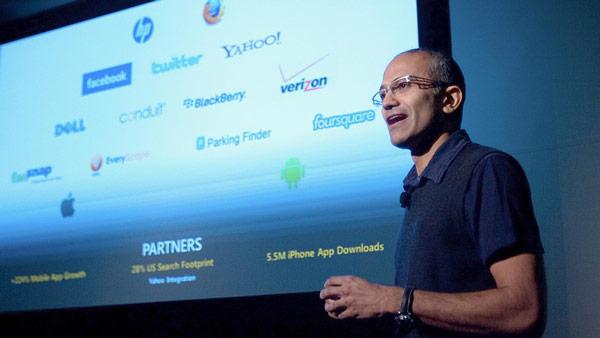 В Microsoft Наделла перешел в 1992 году из компании Sun Microsystems