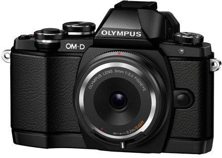 Olympus BCL-0980 — крышка для байонета Micro Four Thirds, которая одновременно играет роль широкоугольного объектива