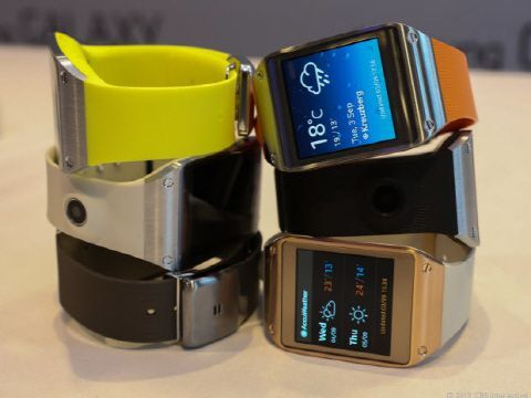 ����� Samsung Galaxy Gear 2 ��������� � �������, � ����� ��� ������ ����� ����