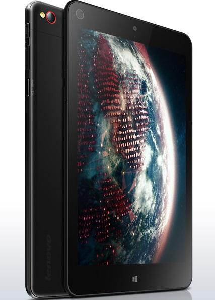 Начались продажи планшетного компьютера Lenovo ThinkPad 8