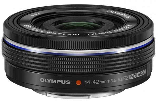 �������� Olympus ������������ ������� ��������� M.Zuiko Digital ED 14-42mm F3.5-5.6 EZ ������� Micro Four Thirds