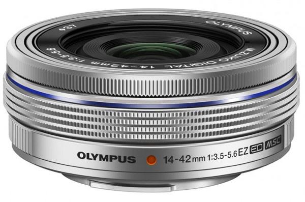 Компания Olympus анонсировала продажи объектива M.Zuiko Digital ED 14-42mm F3.5-5.6 EZ системы Micro Four Thirds