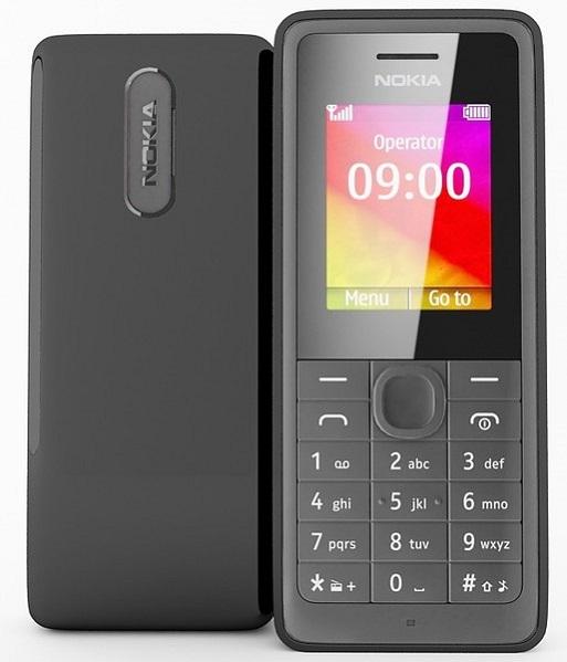 Бюджетный телефон Nokia 106 поступил в продажу в Индии