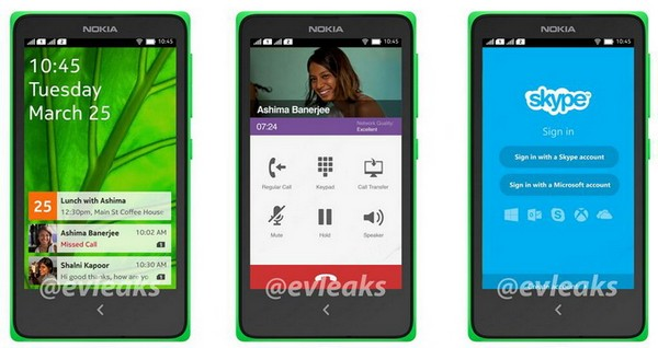 Nokia Normandy A100