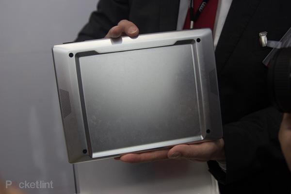 Планшет Audi на базе Nvidia Tegra 4