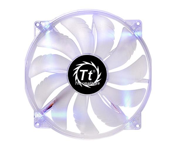 Ассортимент Thermaltake пополнили корпусные вентиляторы серий Luna и Pure