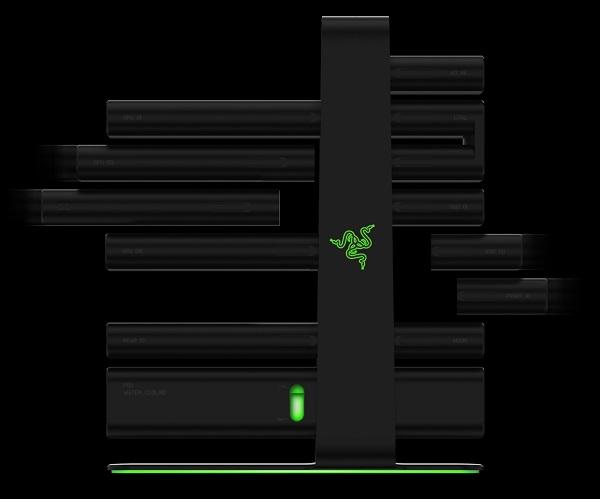 Модульный персональный компьютер будущего Razer Project Christine