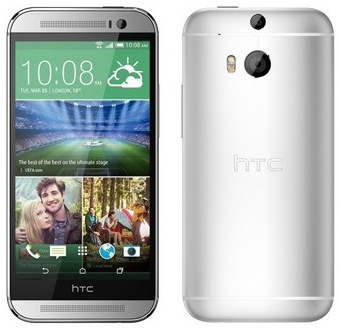 HTC One (M8) ������� ����� ���������� — � ���������� ���� ���� SIM