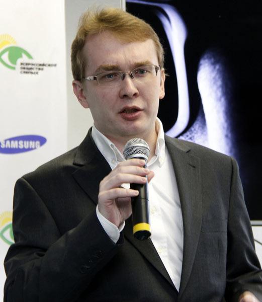 Олег Артамонов, старший технический эксперт компании Samsung