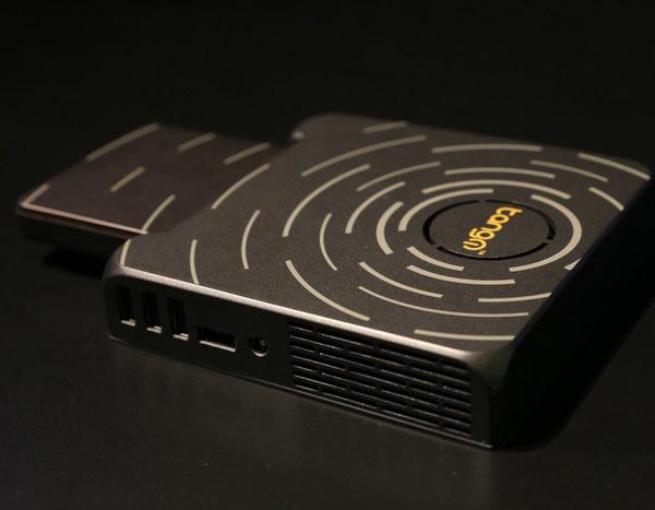 Основой мини-ПК Tango размерами 125 х 80 х 13,5 мм служит APU AMD A6-5200