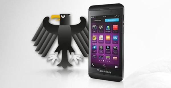 BlackBerry Secusmart