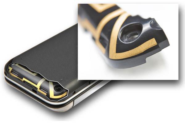 Технология прямого лазерного структурирования, запатентованная LPKF, применяется для изготовления антенн сложной формы