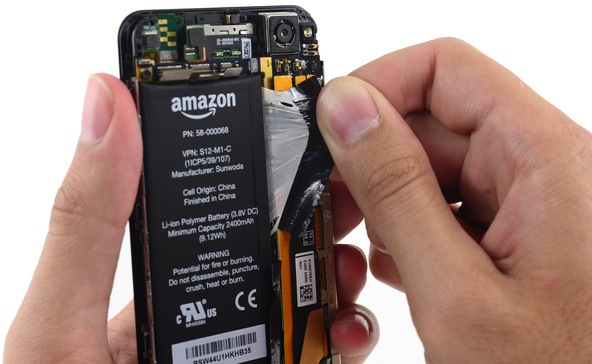 Amazon Fire Phone iFixit
