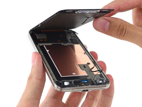 Samsung Galaxy S5 mini iFixit