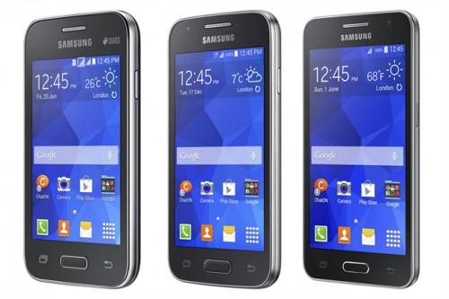 Galaxy Core II, Galaxy Young 2, Galaxy Star 2 и Galaxy Ace 4