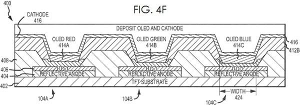 Изобретатели Apple придумали, как улучшить дисплеи AMOLED