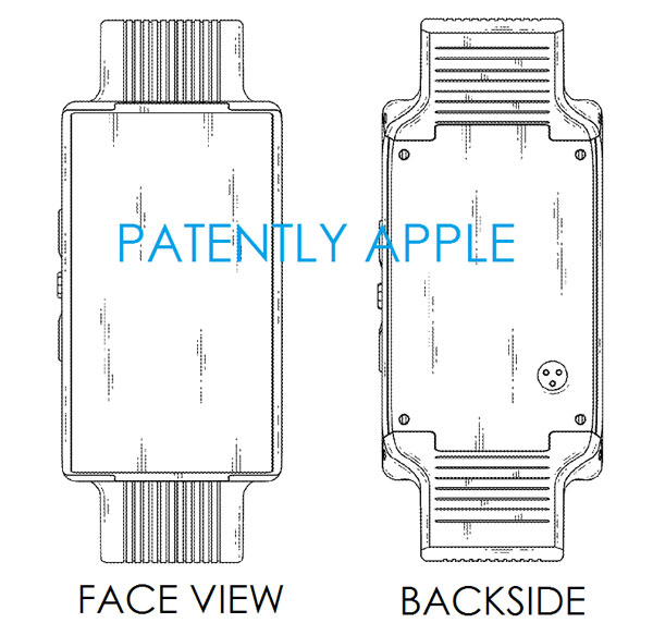 Компания LG получила патент на устройство, похожее на умные часы