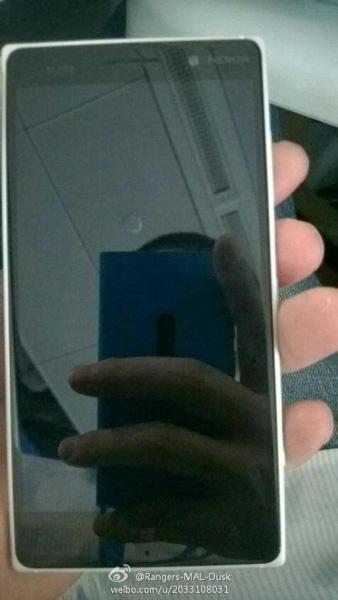 Возможный преемник Lumia 820