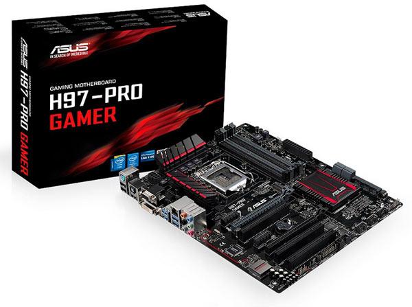 Производитель отмечает использование в звуковой подсистеме H97-Pro Gamer технологии SupremeFX