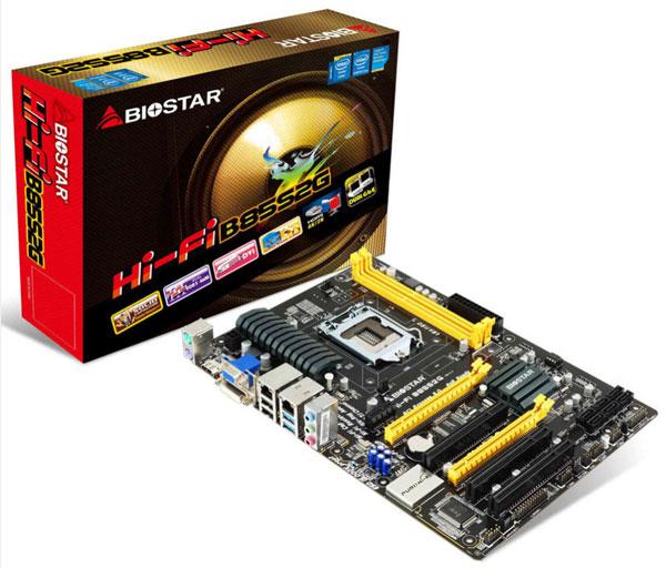 ������������ ����� Biostar Hi-Fi B85S2G ������������� ������� ������� ��������� ��� ��������� ����