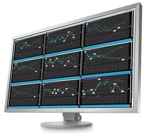 Цену новинки производитель не называет, но обещает начать поставки FlexScan EV3237 в сентябре