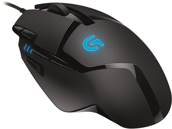 Мышь Logitech G402 Hyperion Fury появится в продаже в августе и будет стоить $60