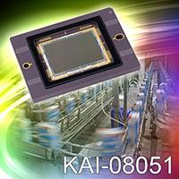 Разрешение датчика изображения ON Semiconductor KAI-08051 равно 8 Мп