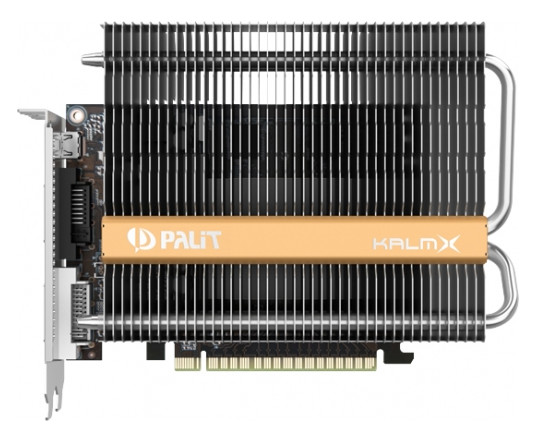 Базовая частота GPU GeForсe GTX 750 Ti KalmX и GTX 750 KalmX равна 1020 МГц, повышенная — 1185 МГц