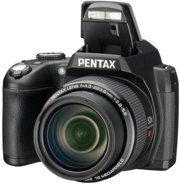 Ожидается, что продажи Pentax XG-1 стартуют в августе по цене около $400