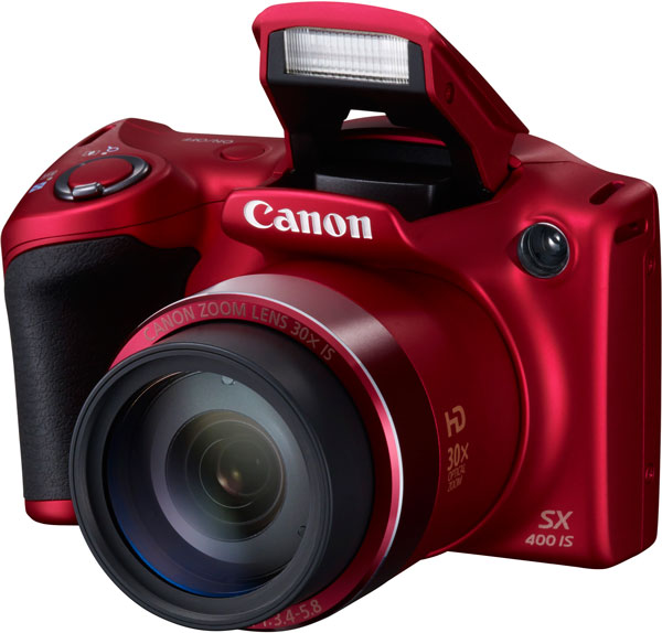 ������� Canon PowerShot SX400 IS � ������ � ������� ��������� �������� � ������� �� ���� $250