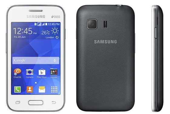 Samsung SM-Z130H Tizen