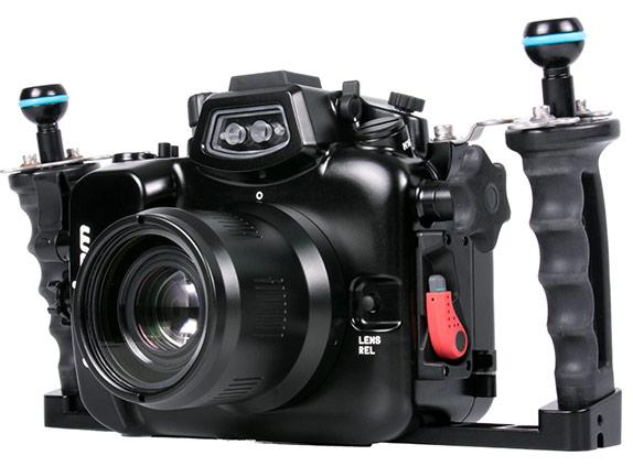 Владельцы бокса для подводной съемки NA-GH3 могут приобрести за $20 набор для модернизации