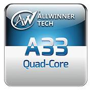 Планшеты на базе Allwinner A33 стоимостью $30-60 уже доступны покупателям