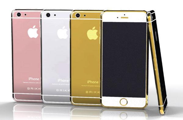 фото айфон 6 все цвета