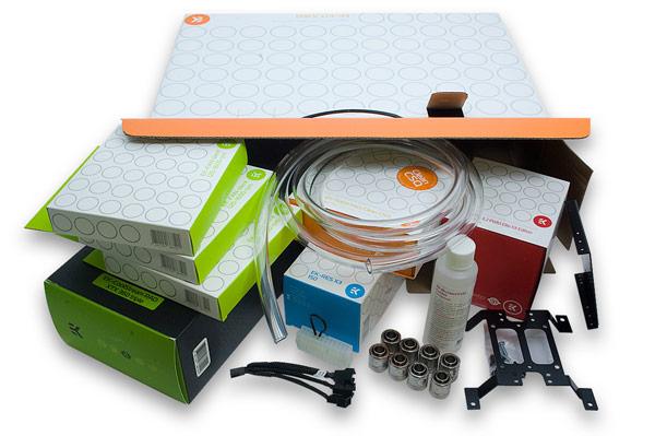Цена EK-Kit X360 — 365,95 евро, EK-Kit X240 — 342,95 евро
