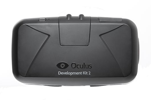 �������� �������� ������ ����������� ���������� Oculus Rift DK2