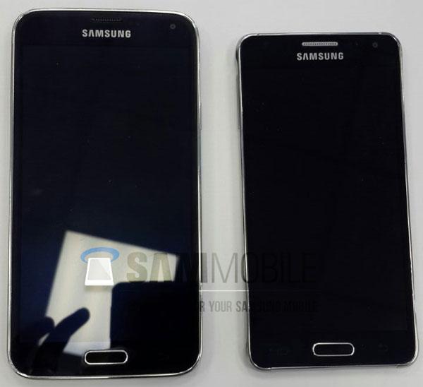 Выход смартфона Samsung Galaxy Alpha ожидается в августе