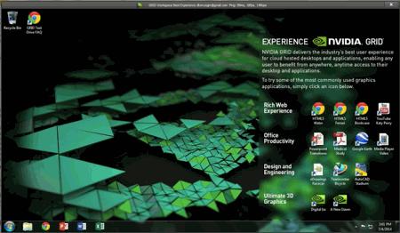Тест-драйв Nvidia Grid