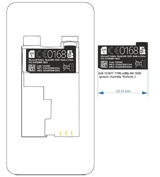 ������ Nokia Lumia 530 �������� ���������� ����������� RM-1020