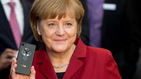 BlackBerry правительство Германии