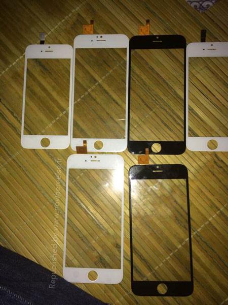 Экран смартфона Apple iPhone 6, возможно, будет наделен новой тактильной обратной связью